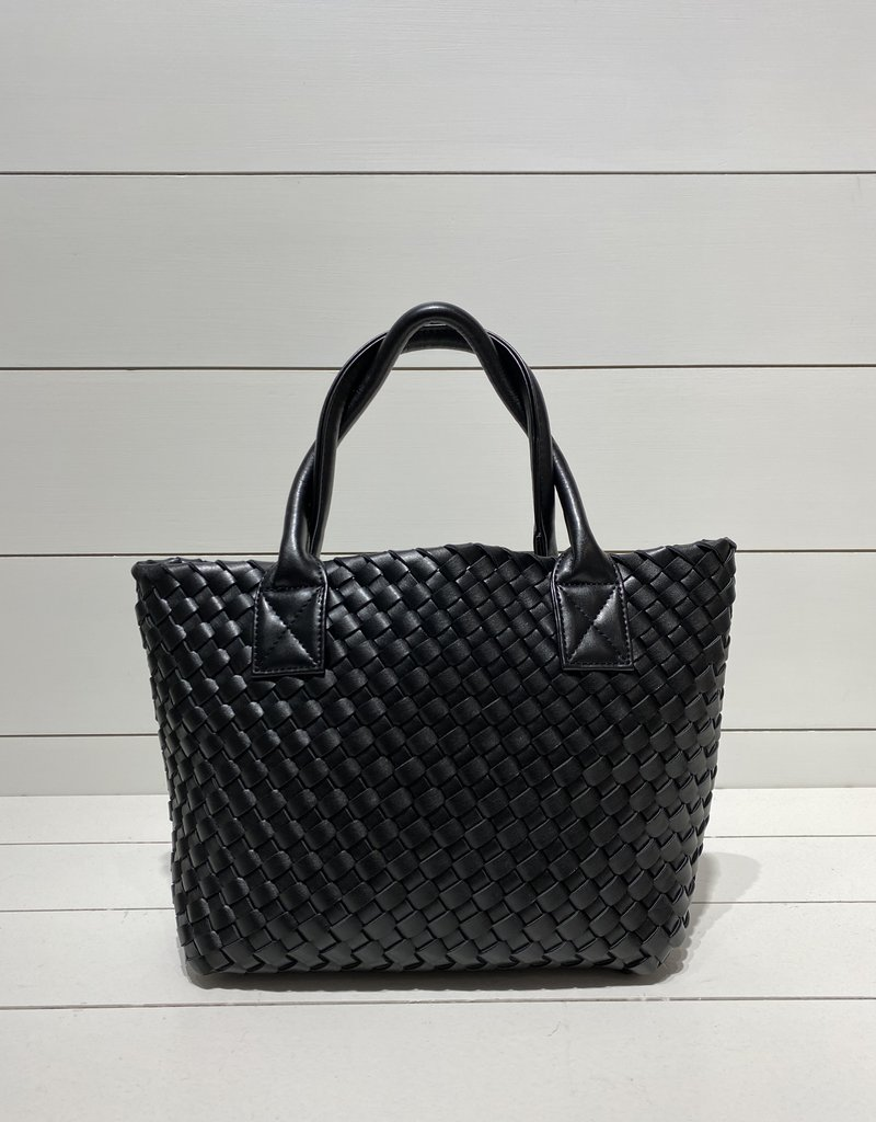 PREPPY GIRL Market Bag Mini black