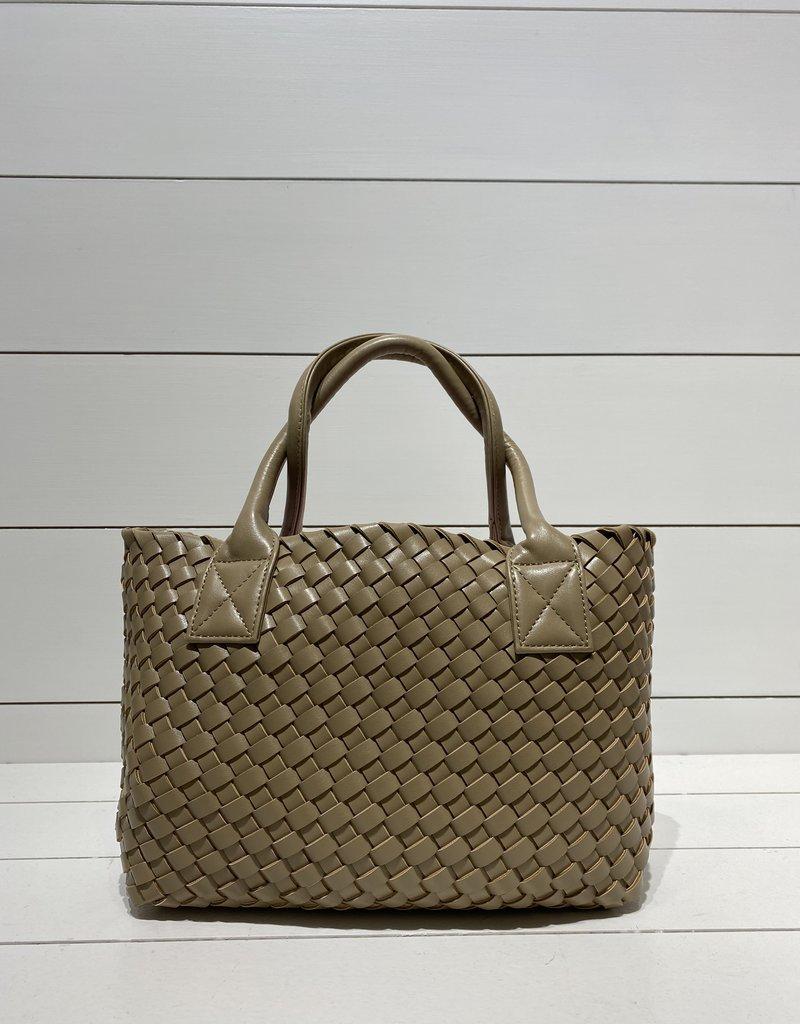 PREPPY GIRL Market Bag Mini clay