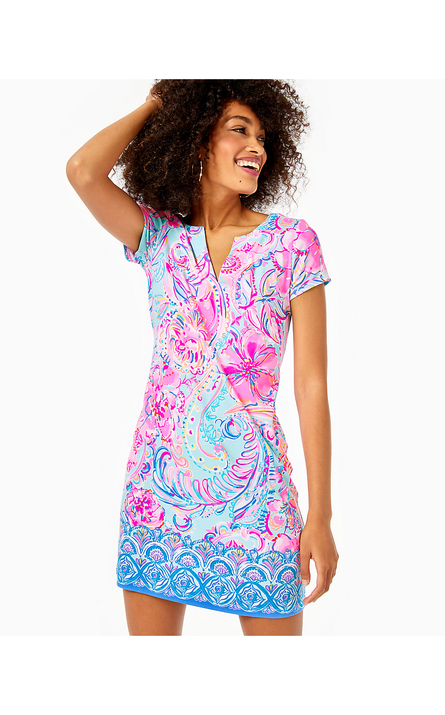 UPF 50+ SOPHILETTA DRESS