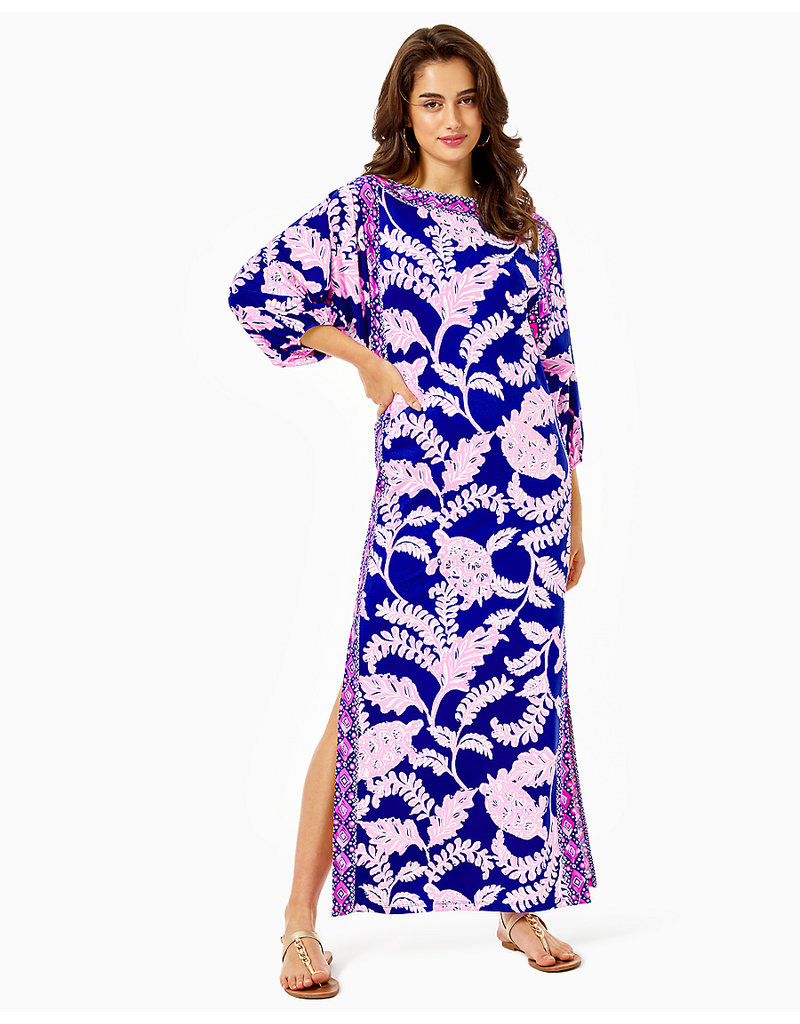 LILLY PULITZER F20 002476 SILVA MAXI DRESS