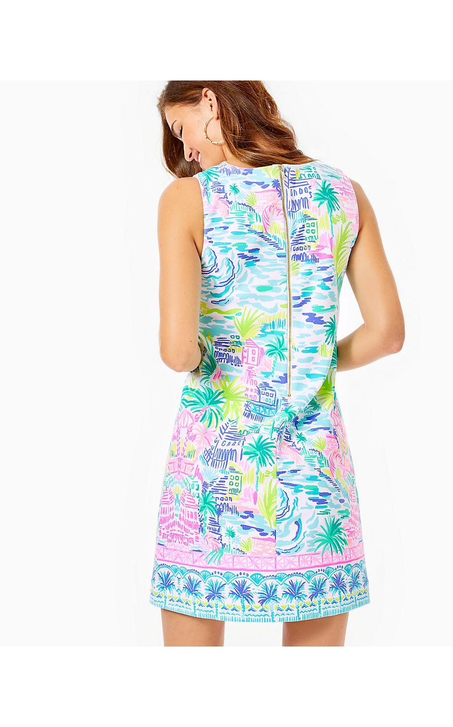 U20 005107 GELLAR SHIFT DRESS