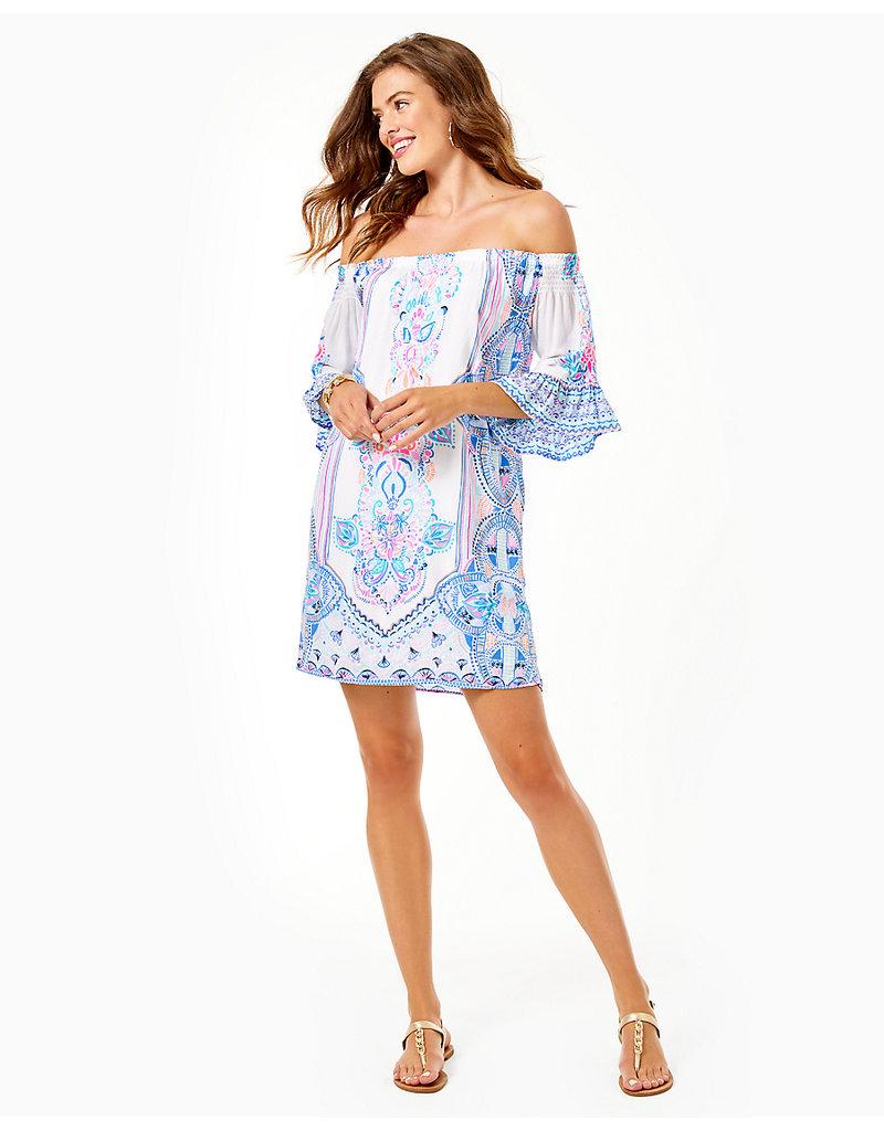 LILLY PULITZER F20 005757 FAWNA DRESS