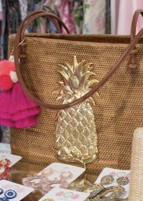 LISI LERCH large charlotte pineapple/tassel