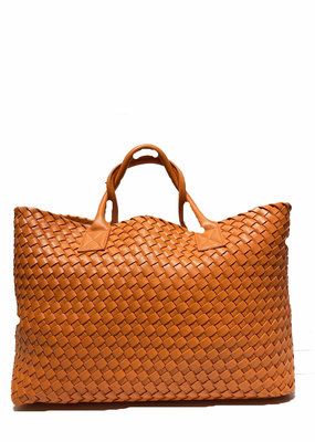 PREPPY GIRL Market bag Orange