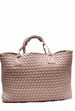 PREPPY GIRL Market bag Light Pink