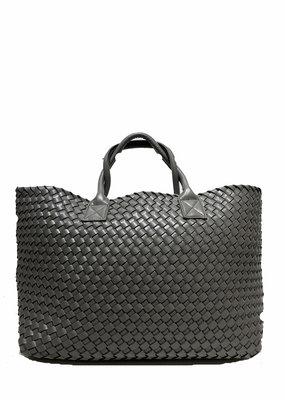 PREPPY GIRL Market bag Grey