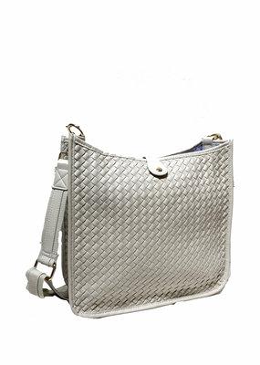 PREPPY GIRL Crossbody bag Beige