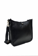 PREPPY GIRL Crossbody bag Black