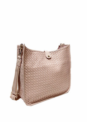 PREPPY GIRL Crossbody bag Baby Pink