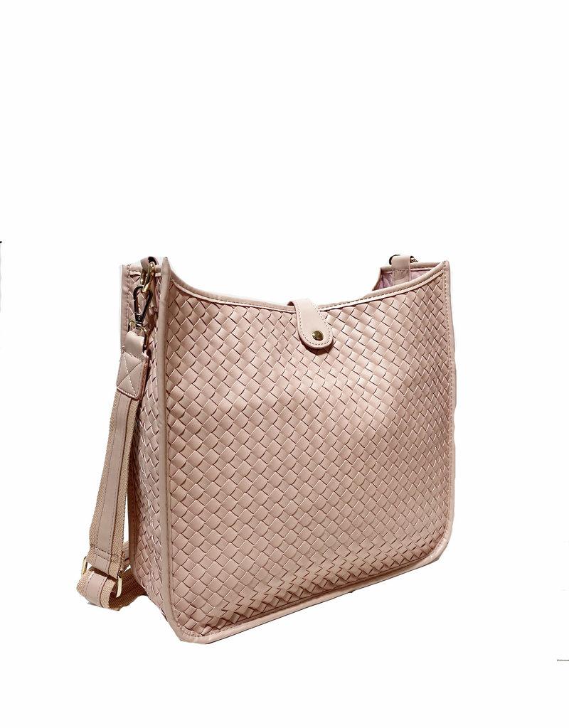 PREPPY GIRL Crossbody bag Baby Pink