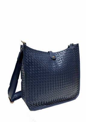 PREPPY GIRL Crossbody bag Navy