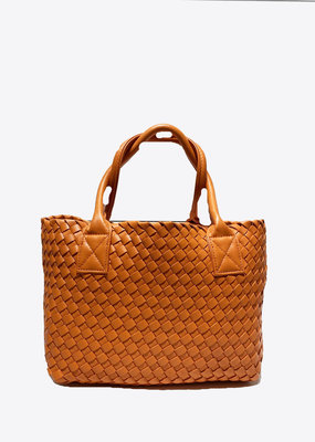 PREPPY GIRL Market Bag Mini orange