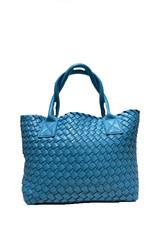 PREPPY GIRL Market Bag Mini azul