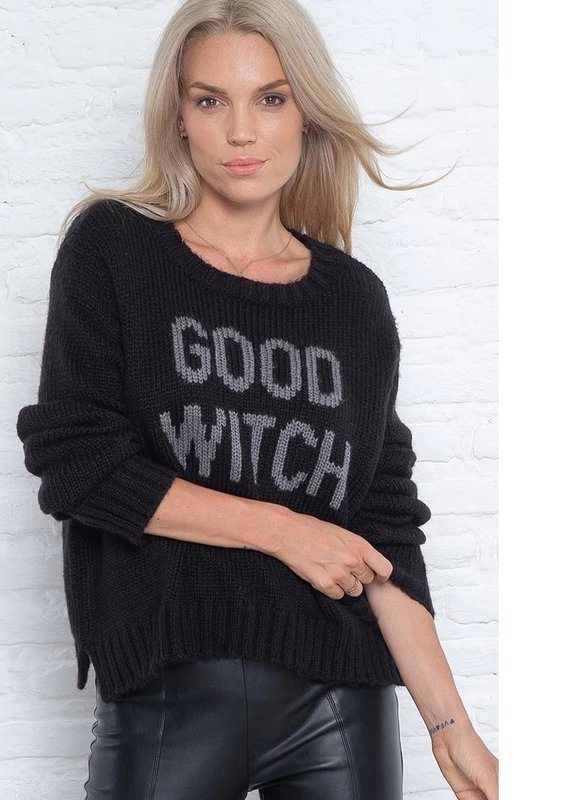 WOODEN SHIPS Good Witch Crew Neck