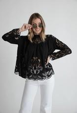Muche et Muchette 1424sn spirit laser cut shirt