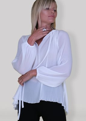 Muche et Muchette Michael All Pleats Top