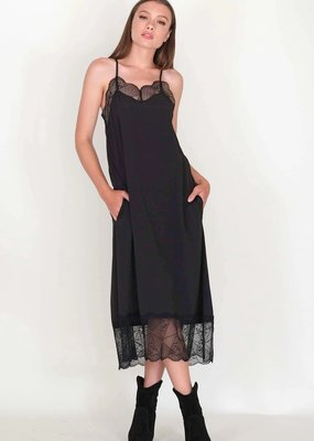 Muche et Muchette Padie Lace Trim Dress