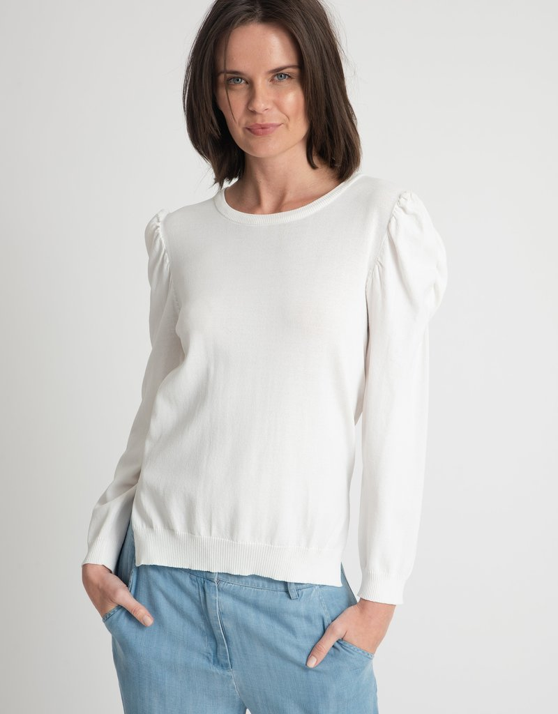Muche et Muchette 1094v victor ruched sweater