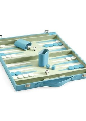 TWO'S COMPANY Backgammon Set