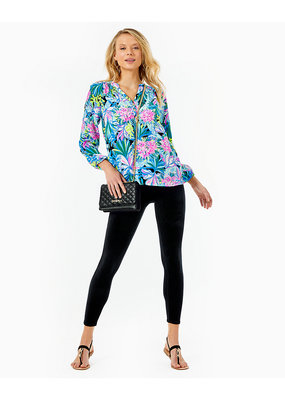LILLY PULITZER MYRIA VELOUR LEGGING