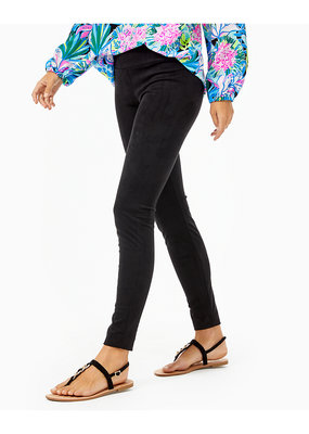 LILLY PULITZER DESI ULTRASUEDE LEGGING