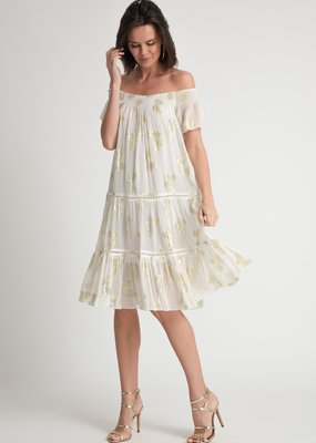 Muche et Muchette Papillion Lurex Dress