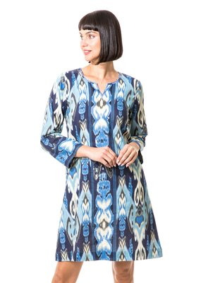 "BELLA TU Isabel 36"" Long Sleeve Dress"