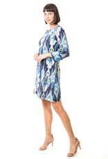 "BELLA TU isa-d36 Isabel 36"" Long Sleeve Dress"