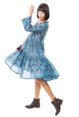 "BELLA TU cor-d40 Cora 40"" Tiered Dress"