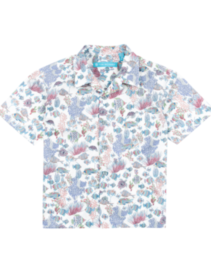 TORI RICHARD 2302 BOYS FUN SHIRT