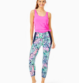LILLY PULITZER WEEKENDER HIGH RISE MIDI