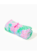 LILLY PULITZER R20 000375 PARADISE BLANKET