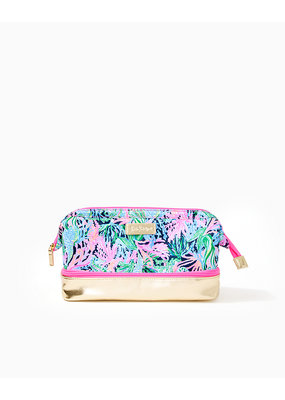 LILLY PULITZER HADEN TRAVEL POUCH