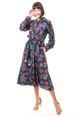 "BELLA TU Katya 44"" Shirtdress"