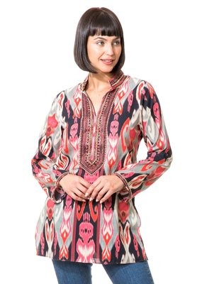 "BELLA TU Isabel 29"" tunic"