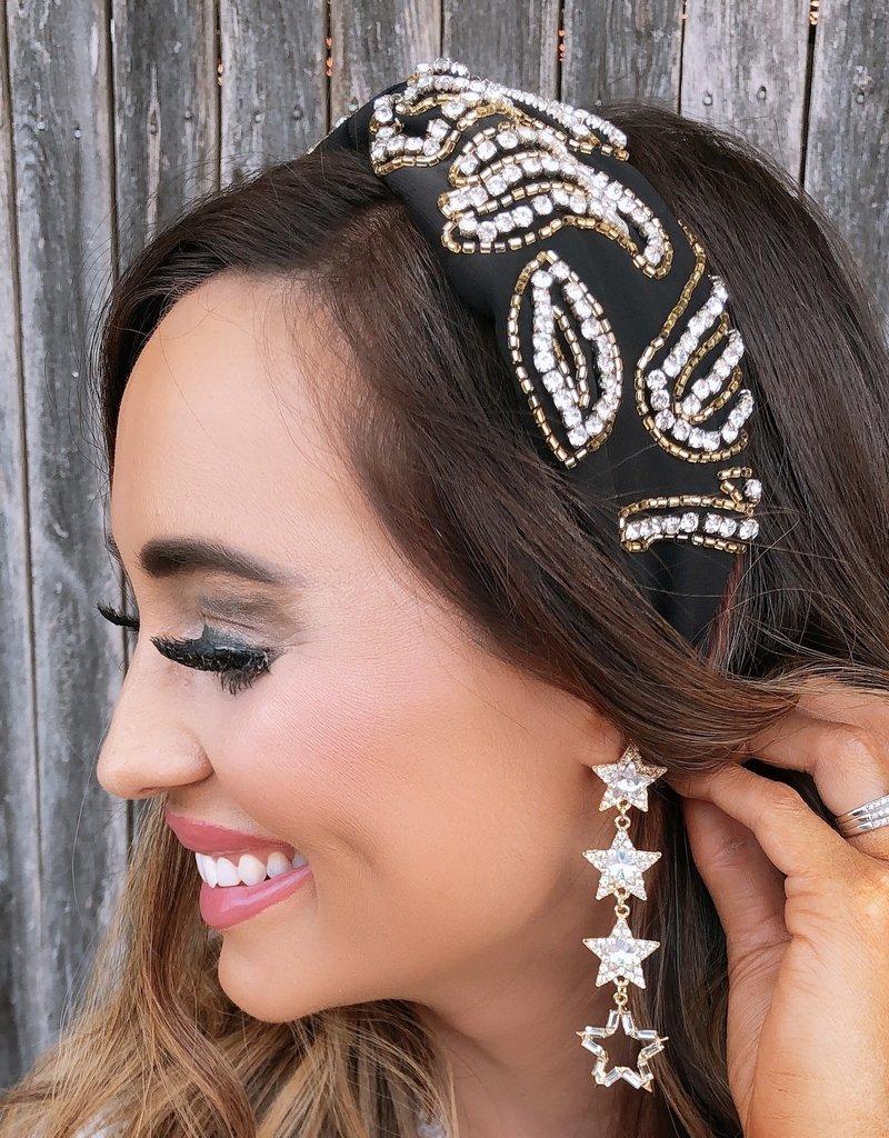 Crystal Sophie Headband