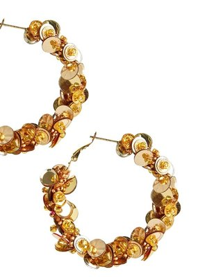 LISI LERCH Maisy Hoops Gold