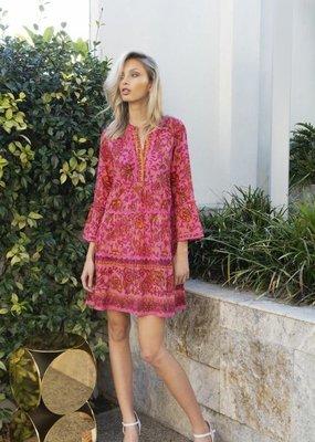 LOLA AUSTRALIA Morocco Mini Dress