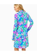 LILLY PULITZER R20 008081 LILSHIELD UPF 50+ DRESS