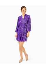 LILLY PULITZER R20 007084 JOELLA SILK DRESS