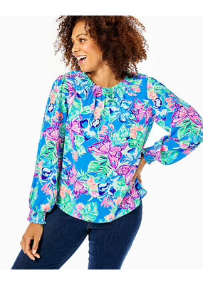LILLY PULITZER LUCE TOP