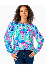 LILLY PULITZER R20 006372 LUCE TOP