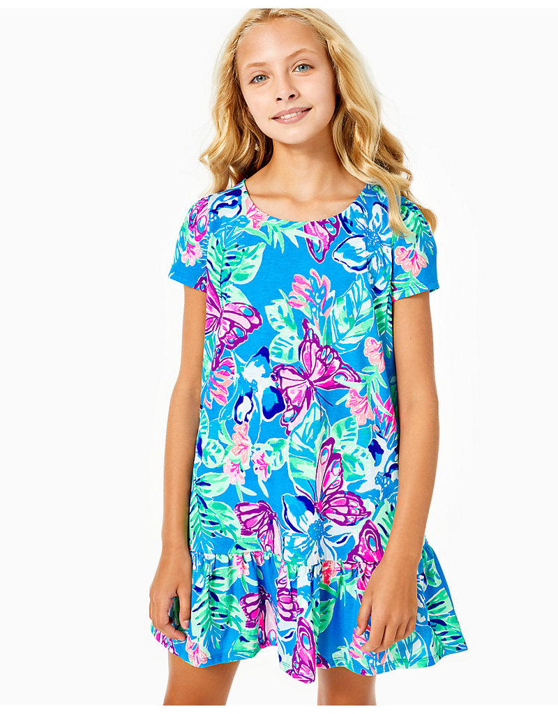LILLY PULITZER R20 006378 EMINA DRESS