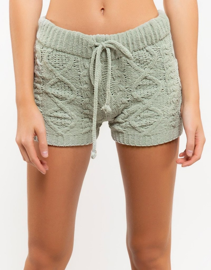 jpp24 Fleece shorts