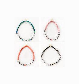 caryn lawn Make it happen bracelet