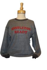 Mistletoe ready