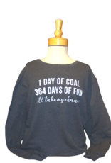 1 day of coal