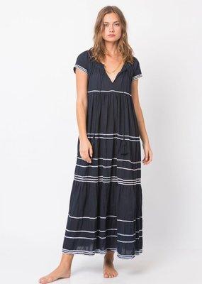 Pina Colada maxi Dress
