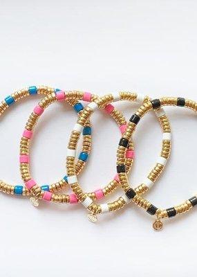 caryn lawn Laguna bracelet white