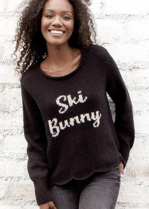 WOODEN SHIPS Ski bunny